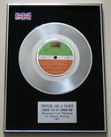 ELP EMERSON LAKE & PALMER - FANFARE FOR THE COMMON MAN PLATINUM Single Presentation Disc